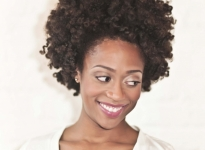 Textured Twist Out